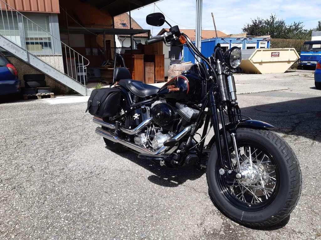 Harley-Davidson FXSTSSE 1800 Spr.Soft. CVO