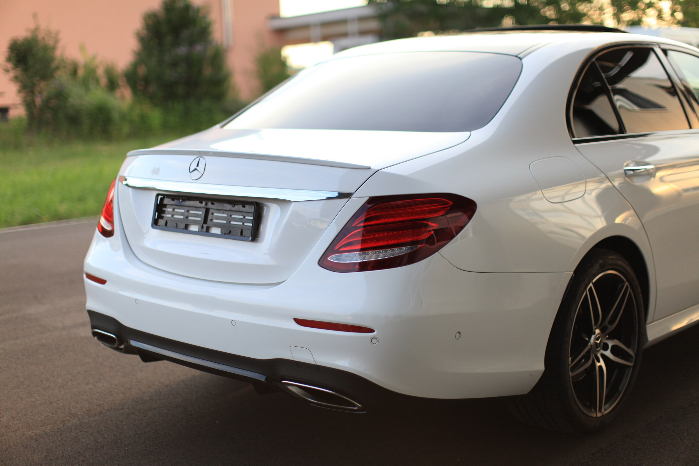 Mercedes-Benz E-Klasse W213 E 300 AMG Line
