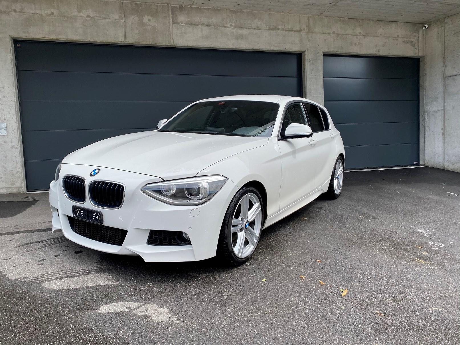 BMW 1er Reihe F20 120d SAG