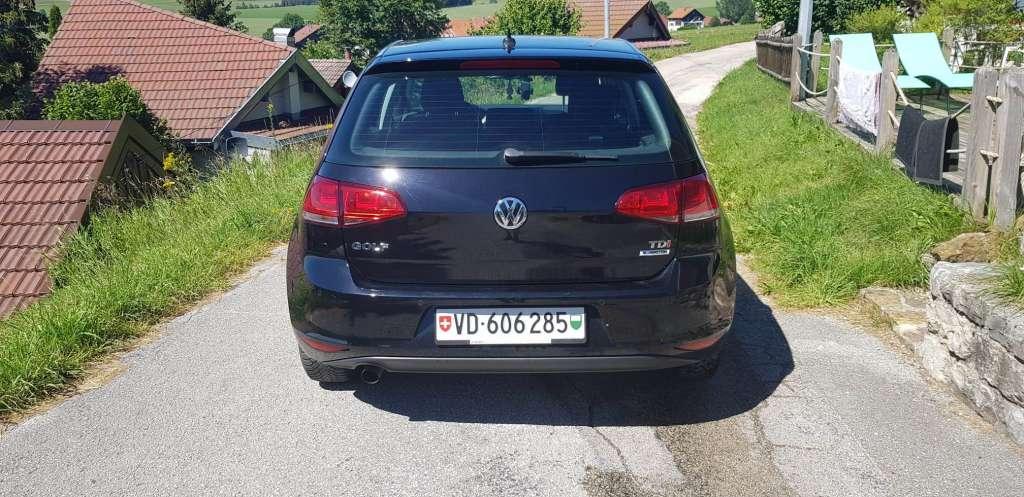 VW Golf VII 1.6 TDI Comfortline 4m