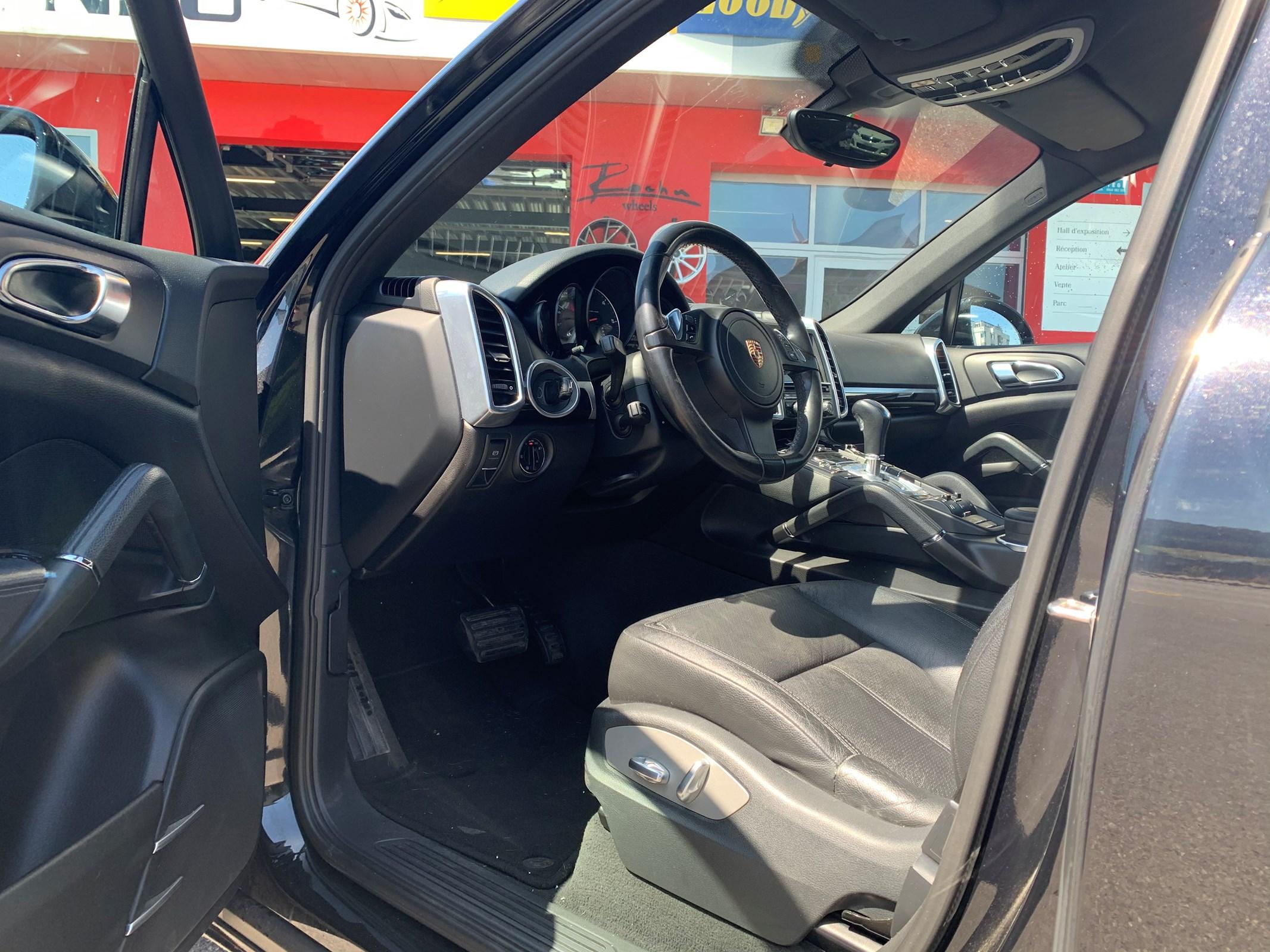 Porsche Cayenne 3.0 V6 TDI TipT