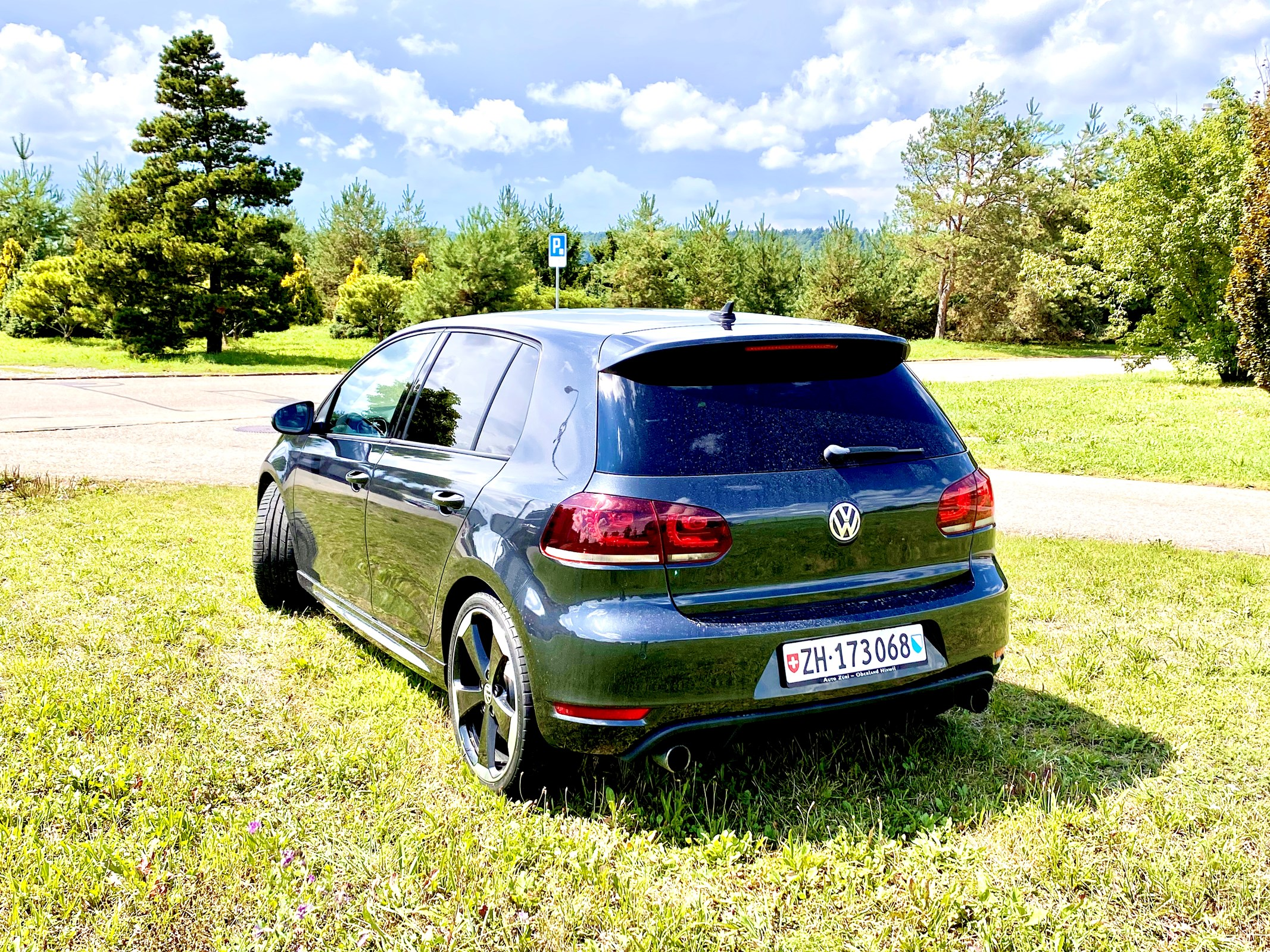 VW Golf VI 2.0 TSI GTI Edition 35 DSG