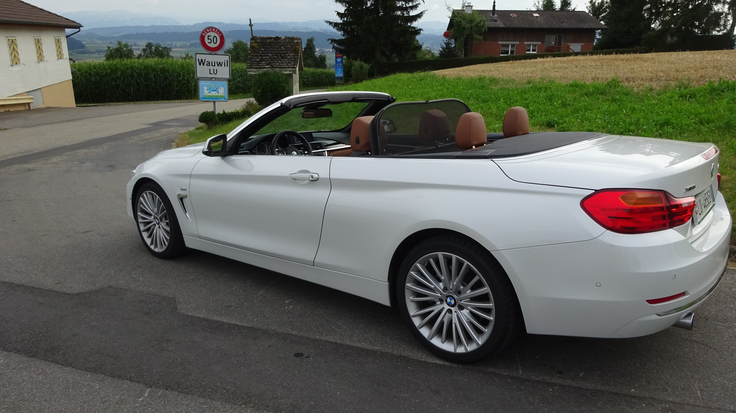 BMW 4er Reihe F33 Cabrio 435i xDrive SAG