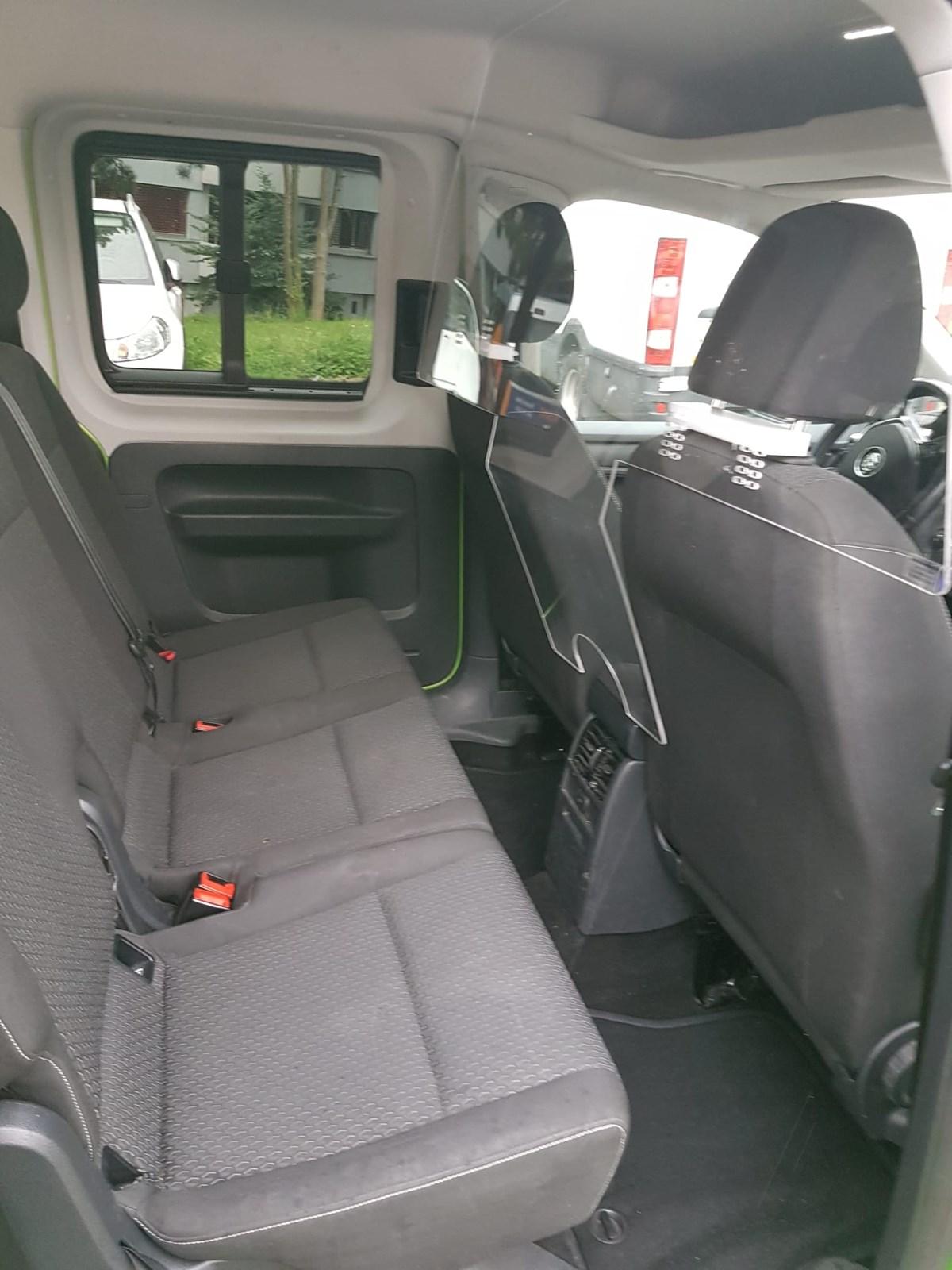 VW Caddy 2.0 TDI BMT DSG Rollstuhltransporter