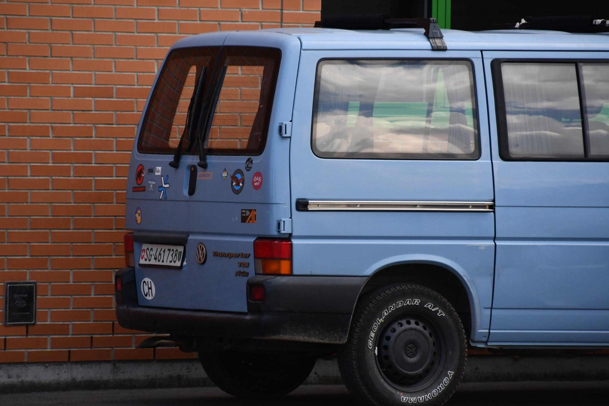VW T4 2.5 TDI