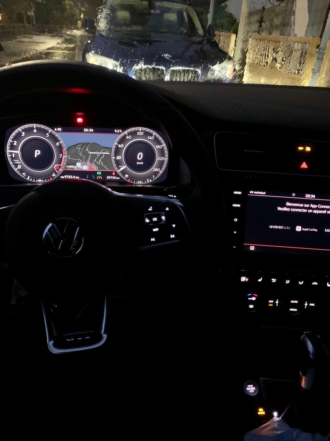 VW Golf VII 2.0 TSI GTI Performance DSG