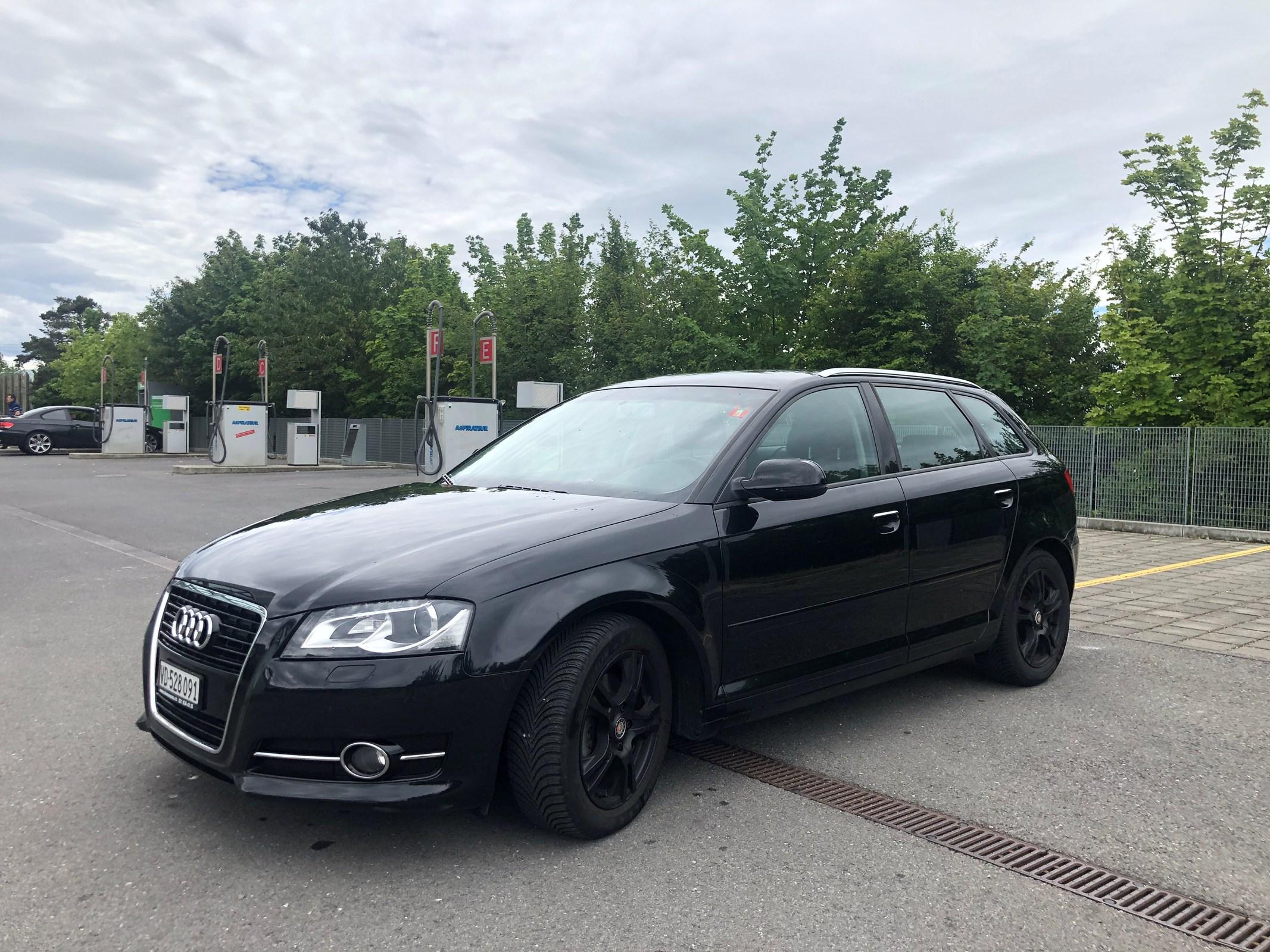 Audi A3 Sportback 2.0 TDI 140 Ambition
