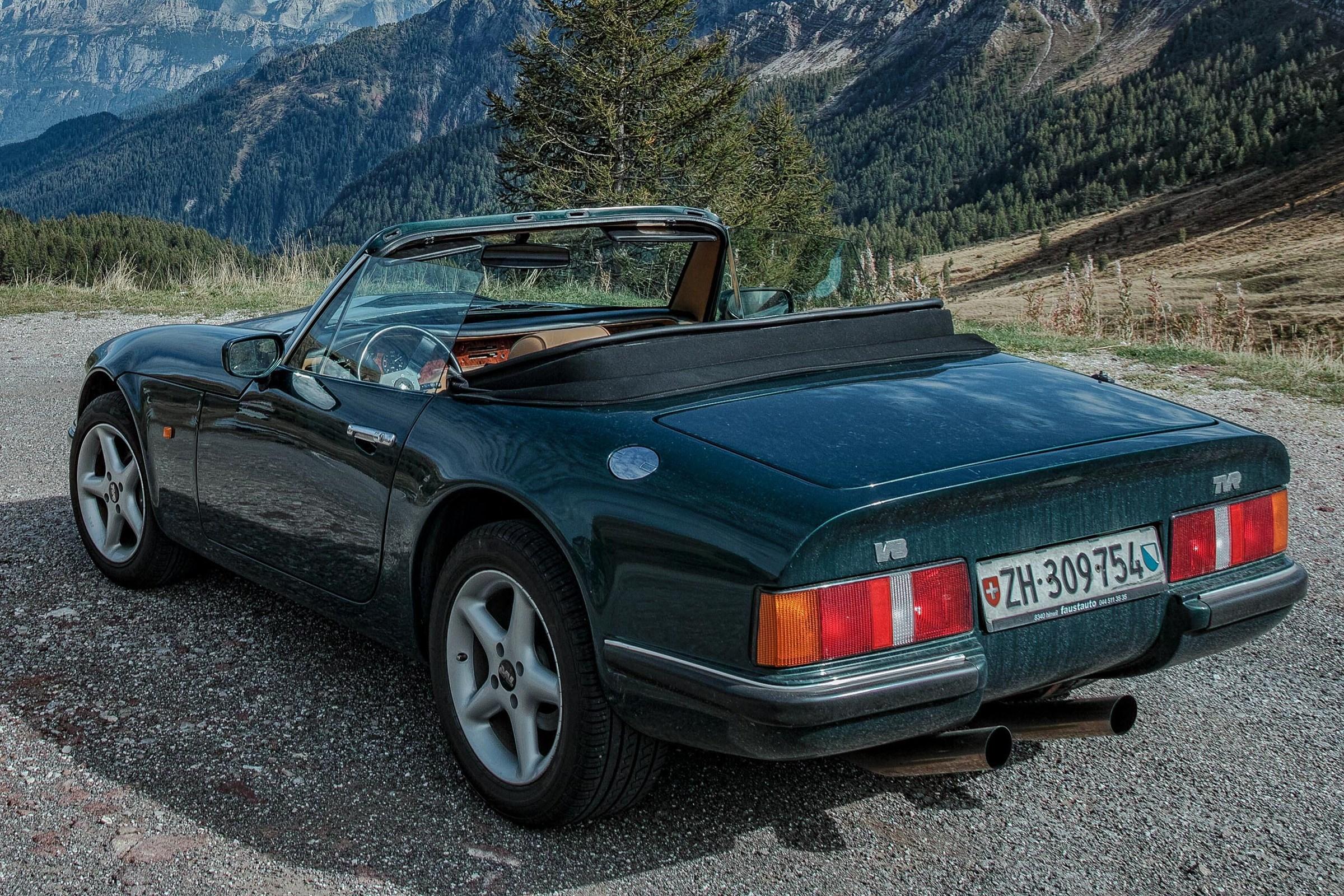 TVR V8S 4.0 (Cabriolet)