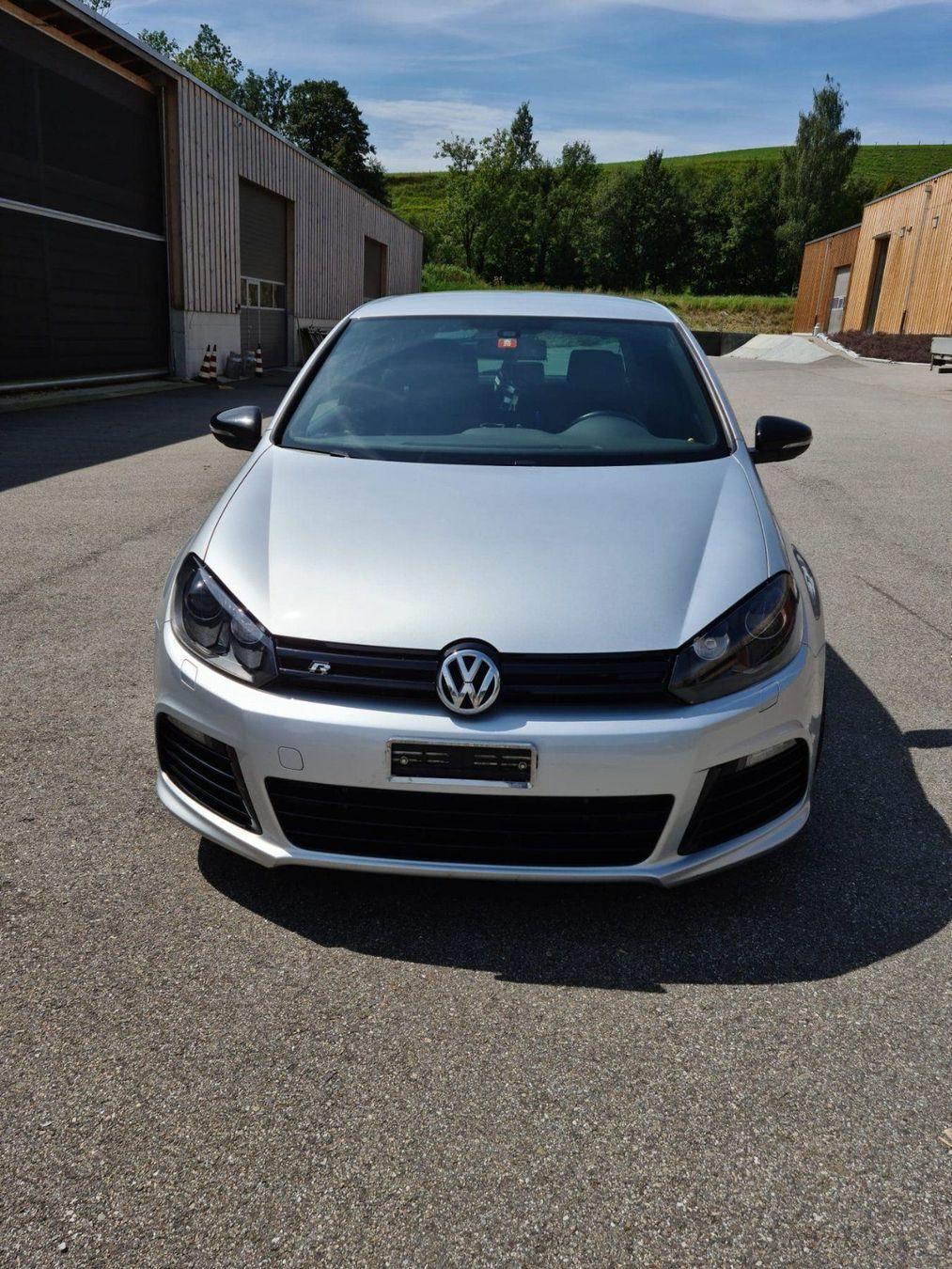 VW Golf VI 2.0 TSI R 4motion