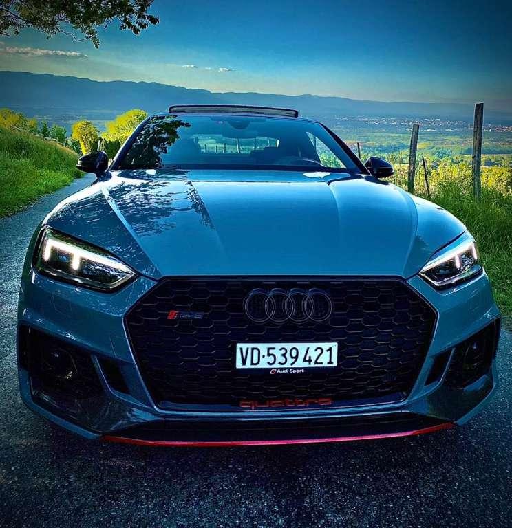 Audi RS5 Coupé 2.9 V6 TFSI quattro T-Tronic
