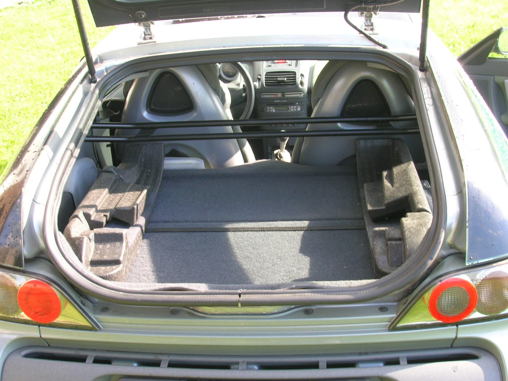 Smart Roadster-Coupé 700 82