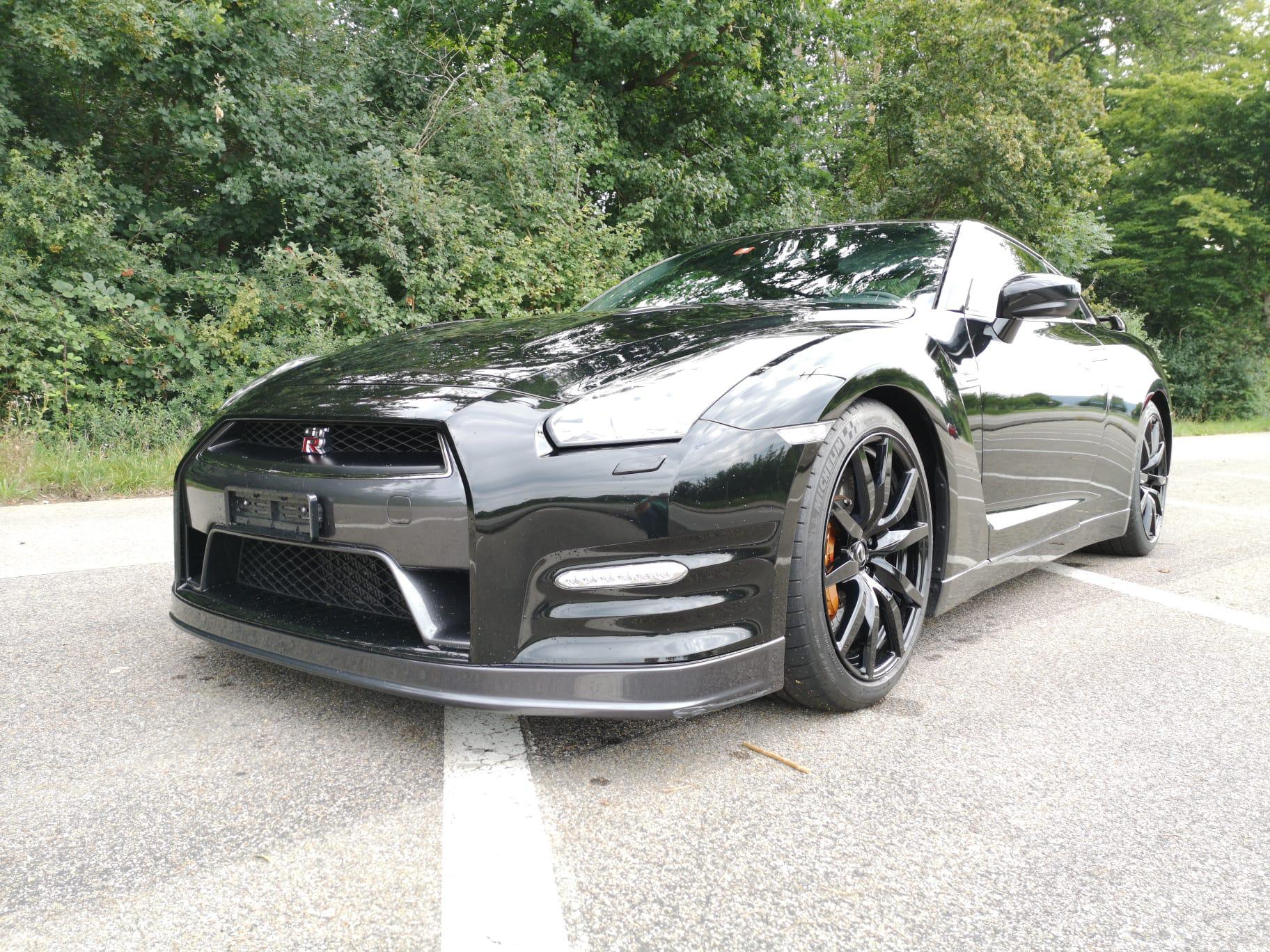 Nissan GT-R 3.8 V6 BiT Black Edition