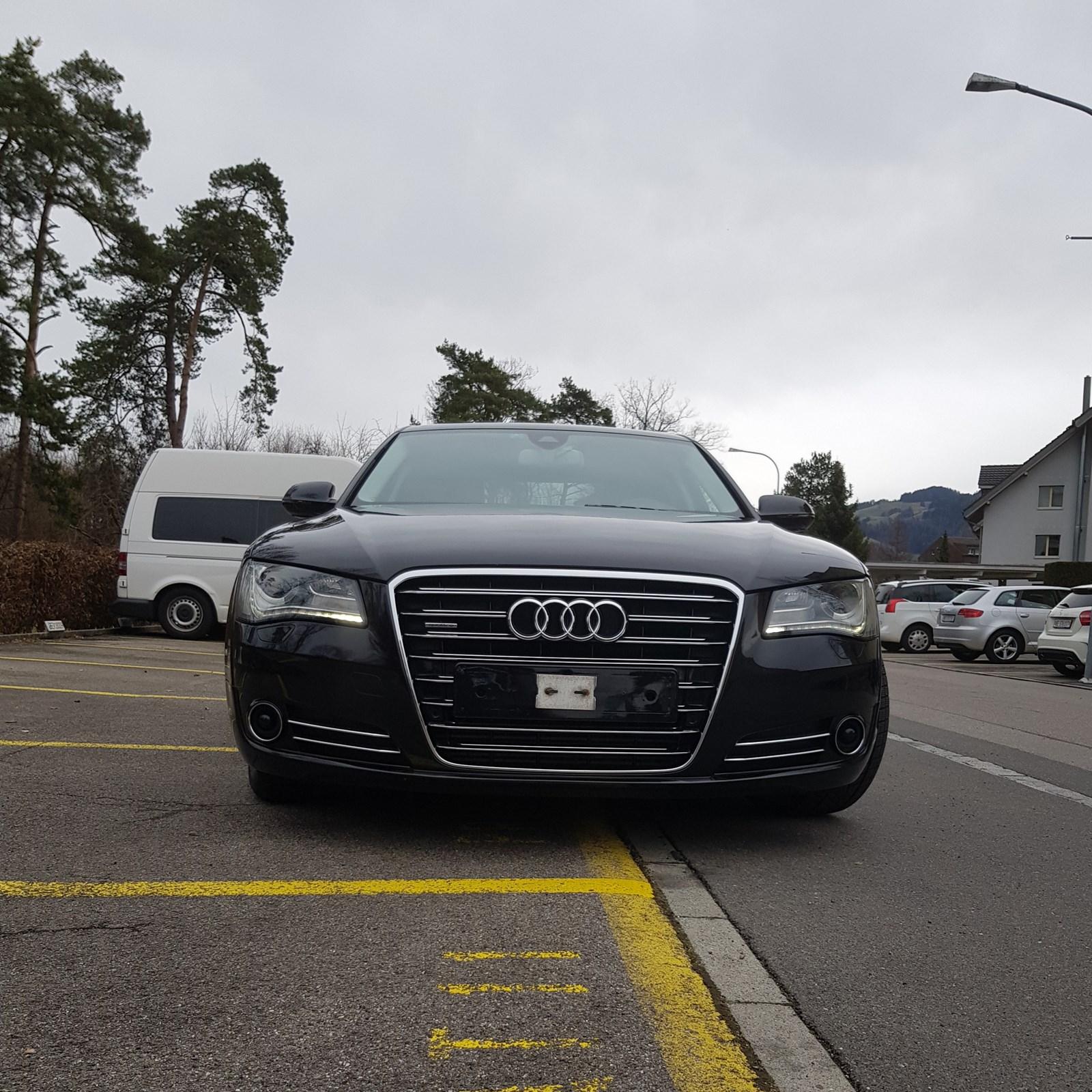 Audi A8 3.0 V6 TDI quat. T-Tronic LWB
