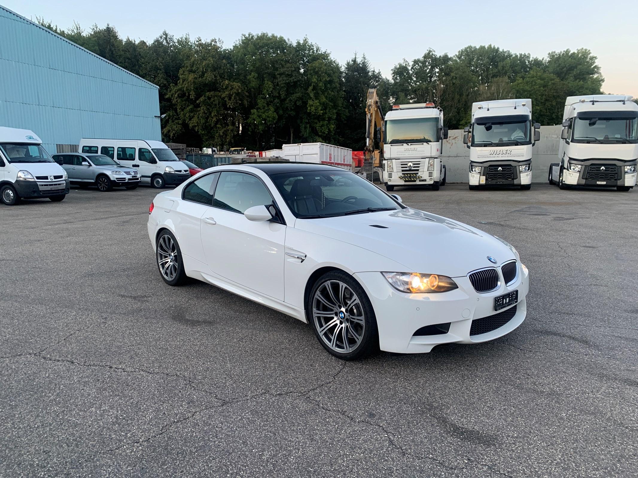 BMW 3er Reihe E92 Coupé M3