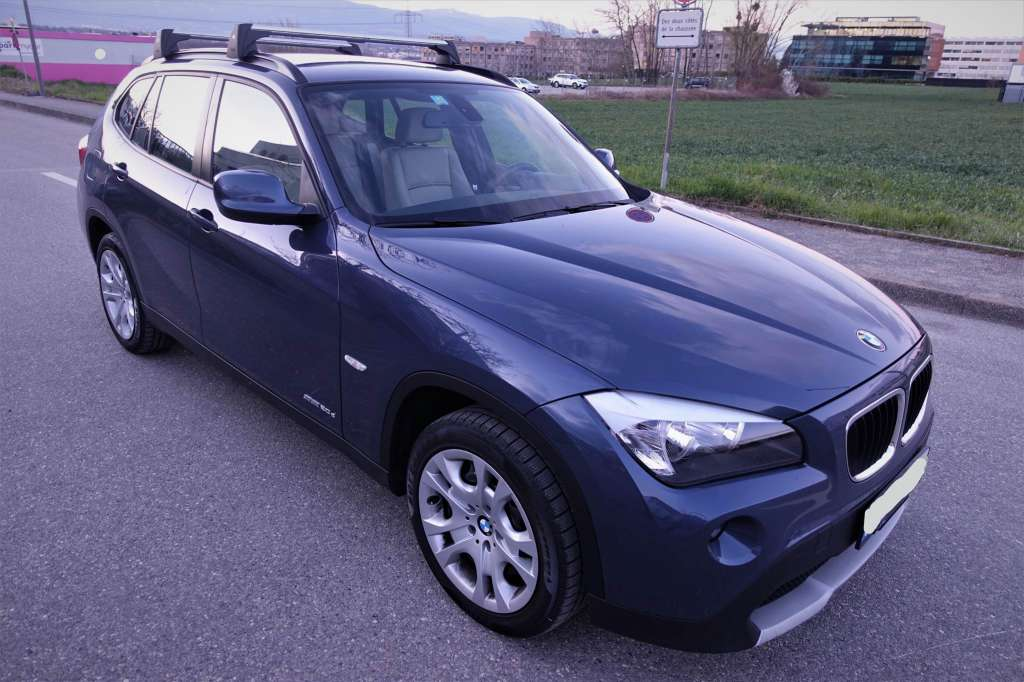 BMW X1 E84 20d sDrive