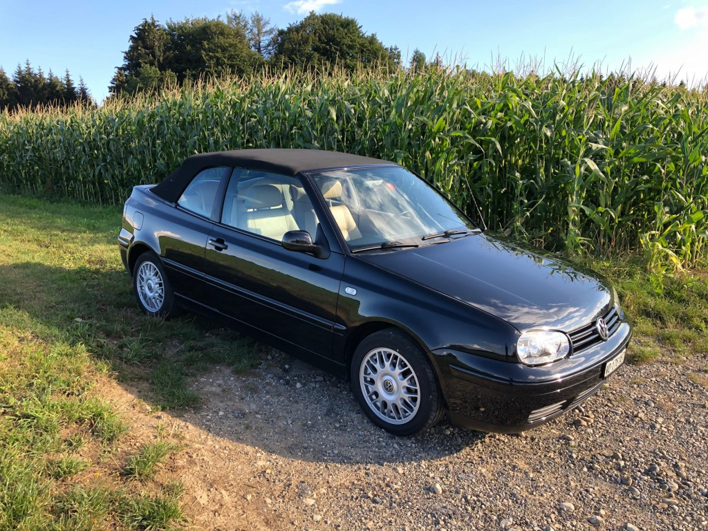 VW Golf Cabriolet 2.0 Highline