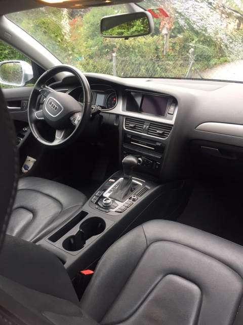 Audi A4 Avant 2.0 TDI 177 quattro S-Tronic