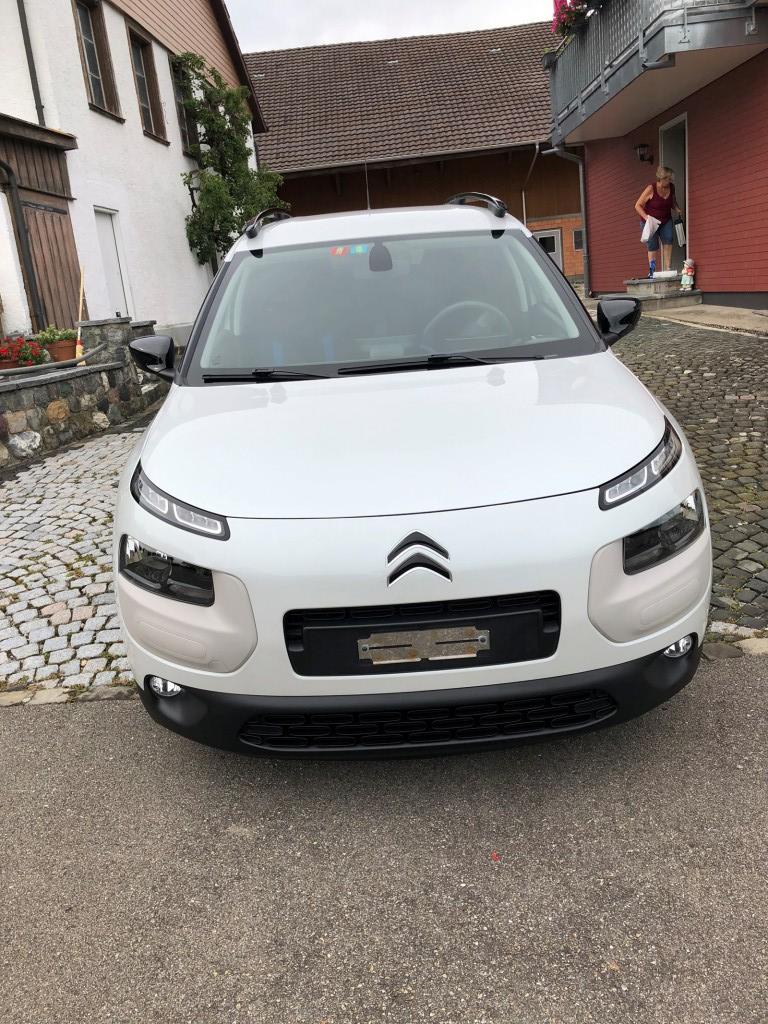 Citroën C4 Cactus 1.6 BlueHDi 100 Feel