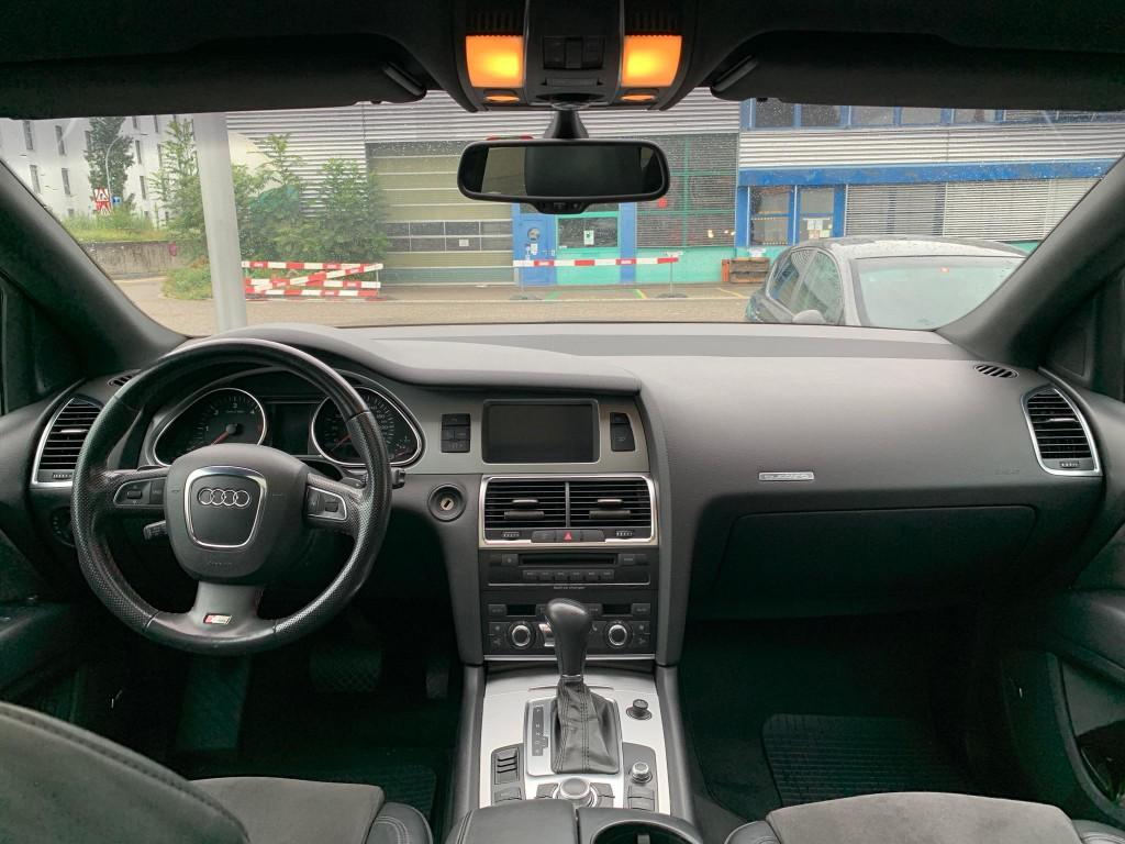 Audi Q7 3.0 V6 TDI quattro T-Tronic