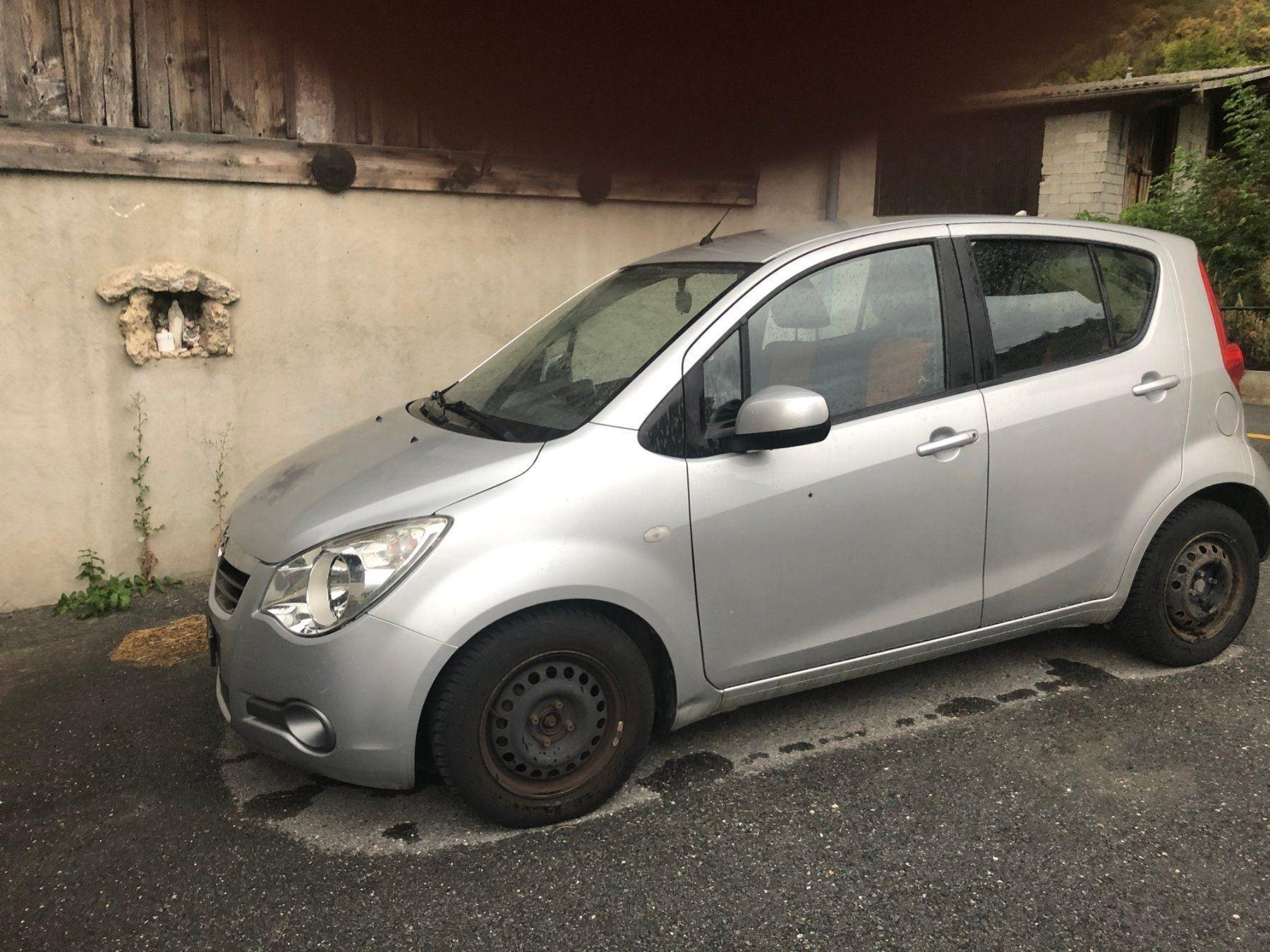 Opel Agila 1.2 Enjoy Kategorie F 45km/h