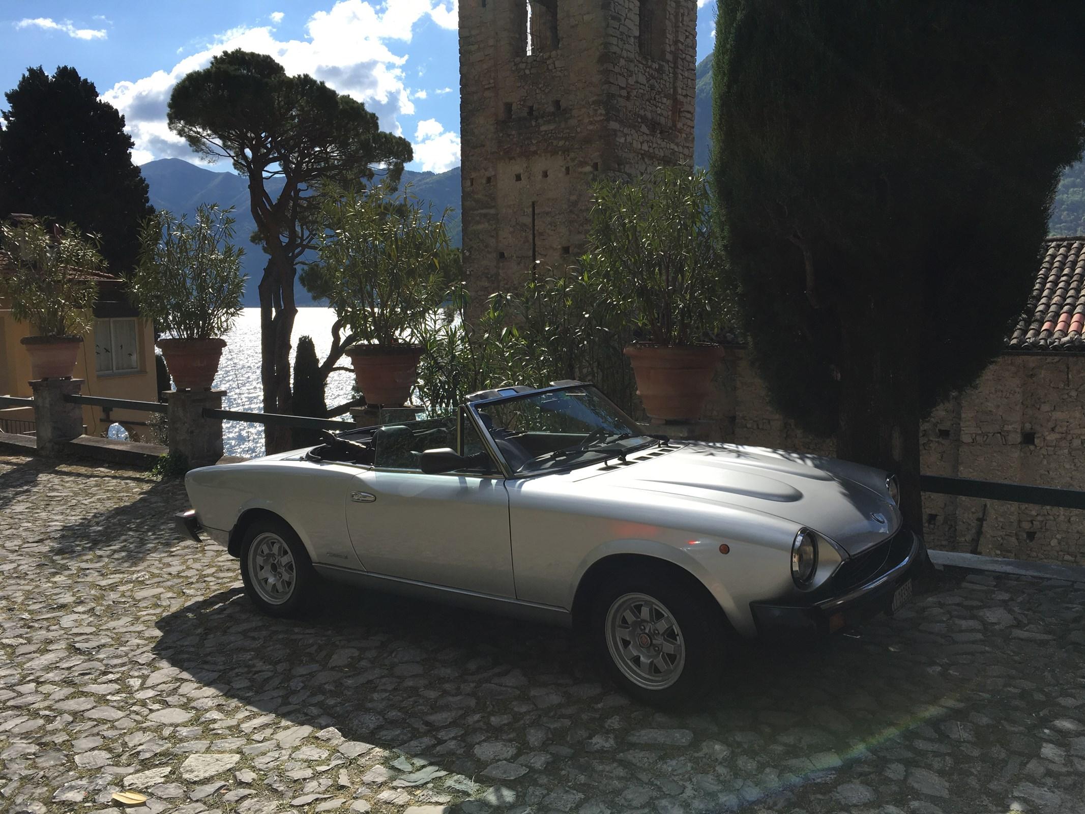 Fiat Spider Europa Cabrio 2.0