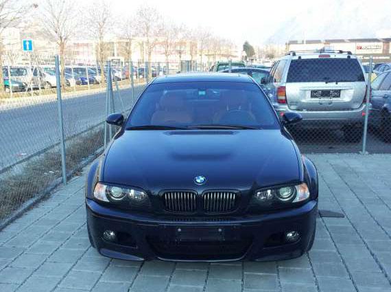 BMW 3er Reihe E46 Coupé M3