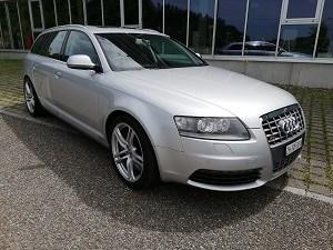 Audi S6 Avant 5.2 V10 FSI quattro T-Tronic