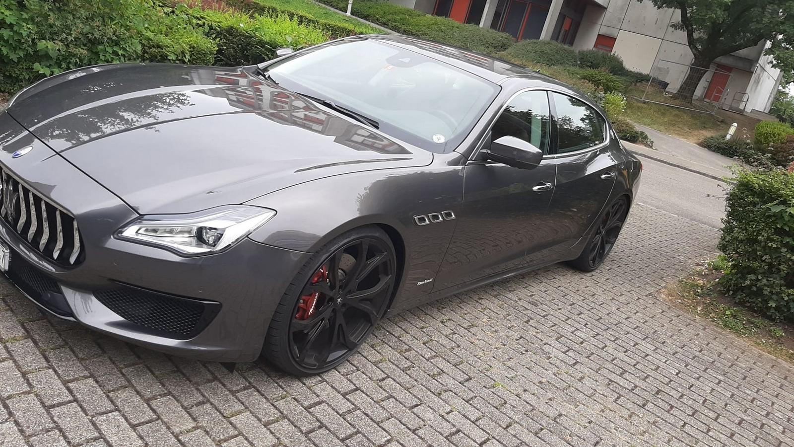 Maserati Quattroporte 3.8 V8 GTS GranSport