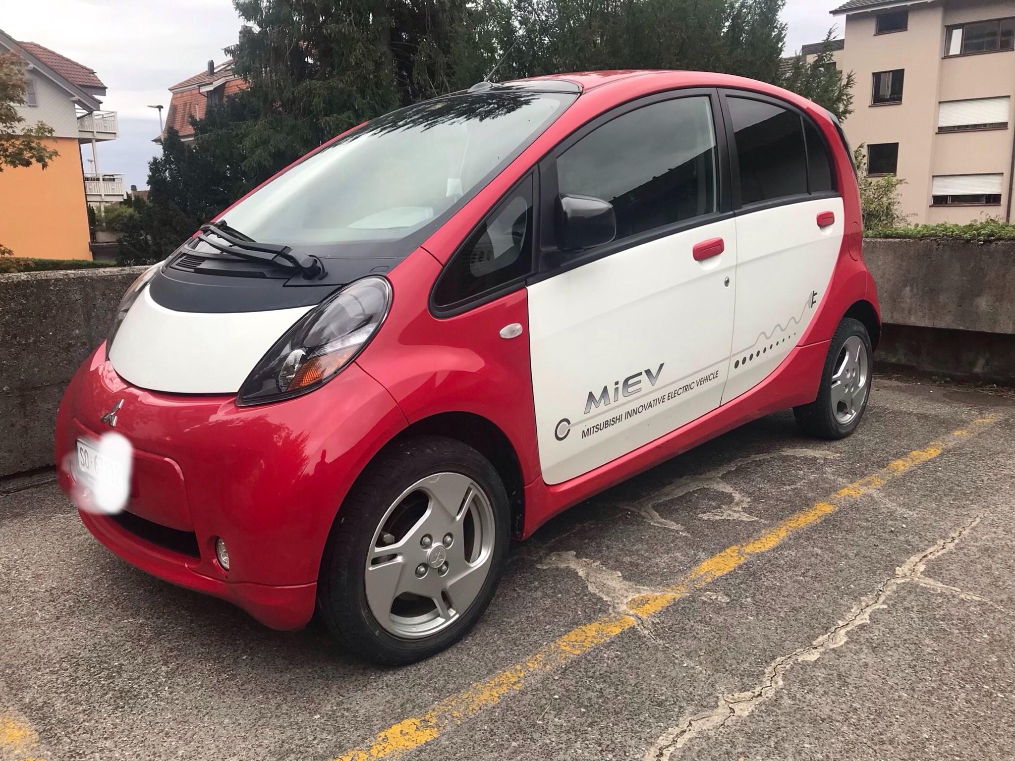 Mitsubishi i-MiEV City Car Elektro