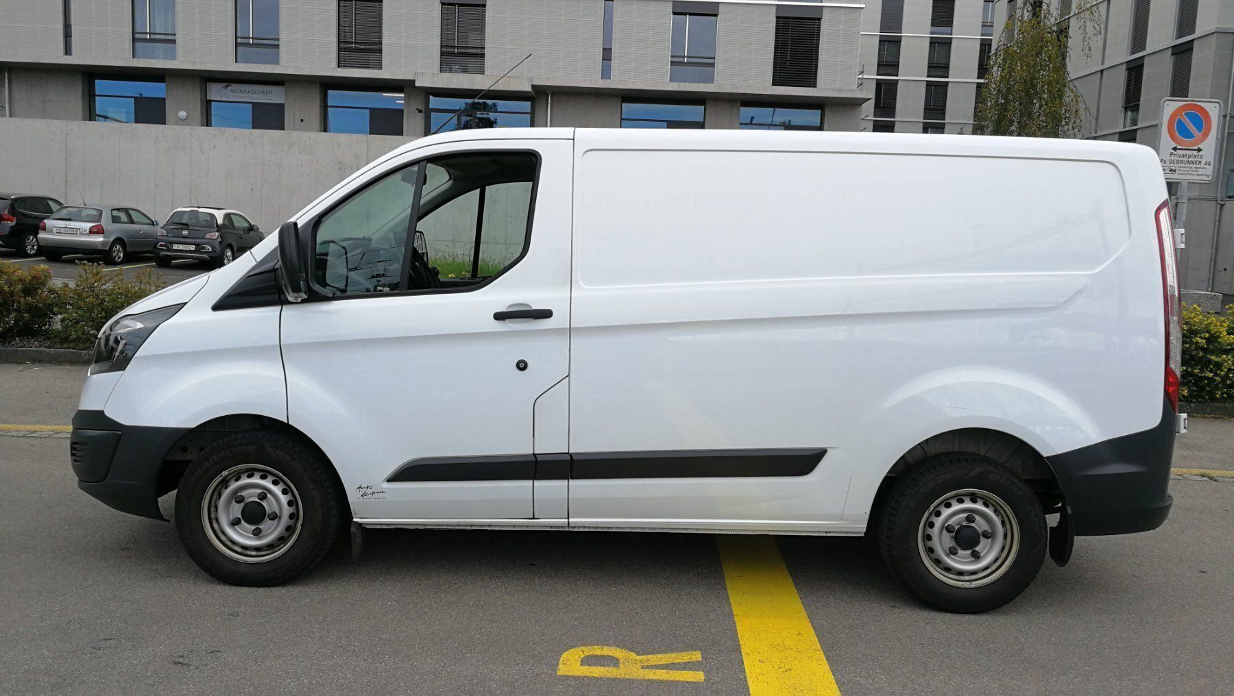 Ford Transit Custom 2.0 TDI