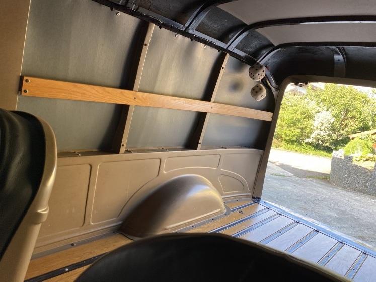 Chevrolet Panel Truck 3105