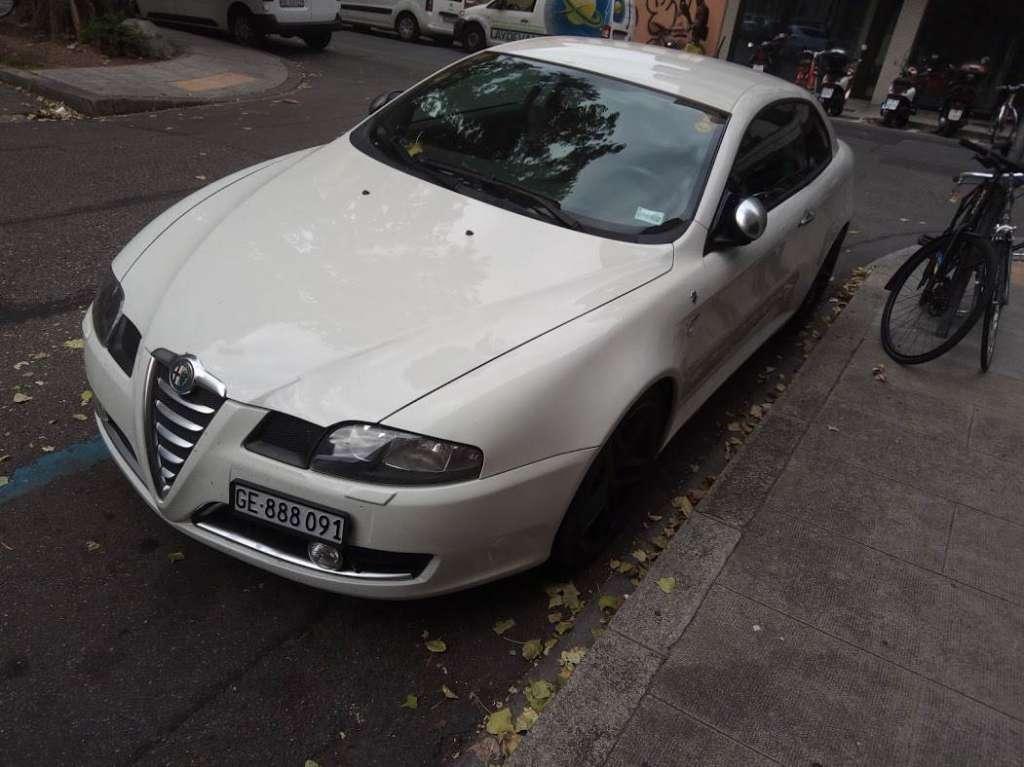 Alfa Romeo GT 1.9 JTD 16V 170 Distinctive