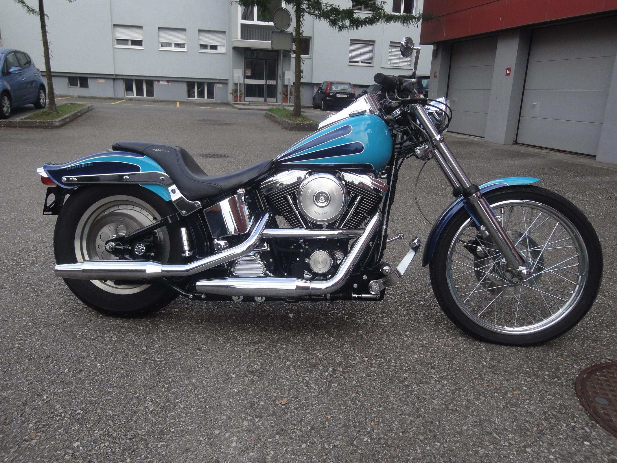 Harley-Davidson FXSTC 1340 Softail Cust.