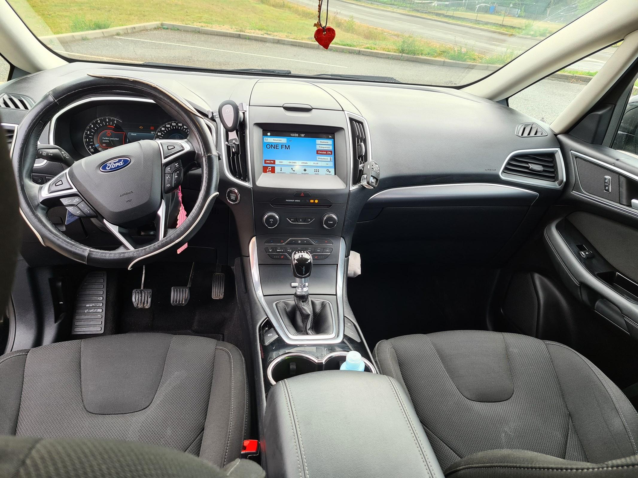 Ford S-Max 2.0 TDCi 150 Titanium