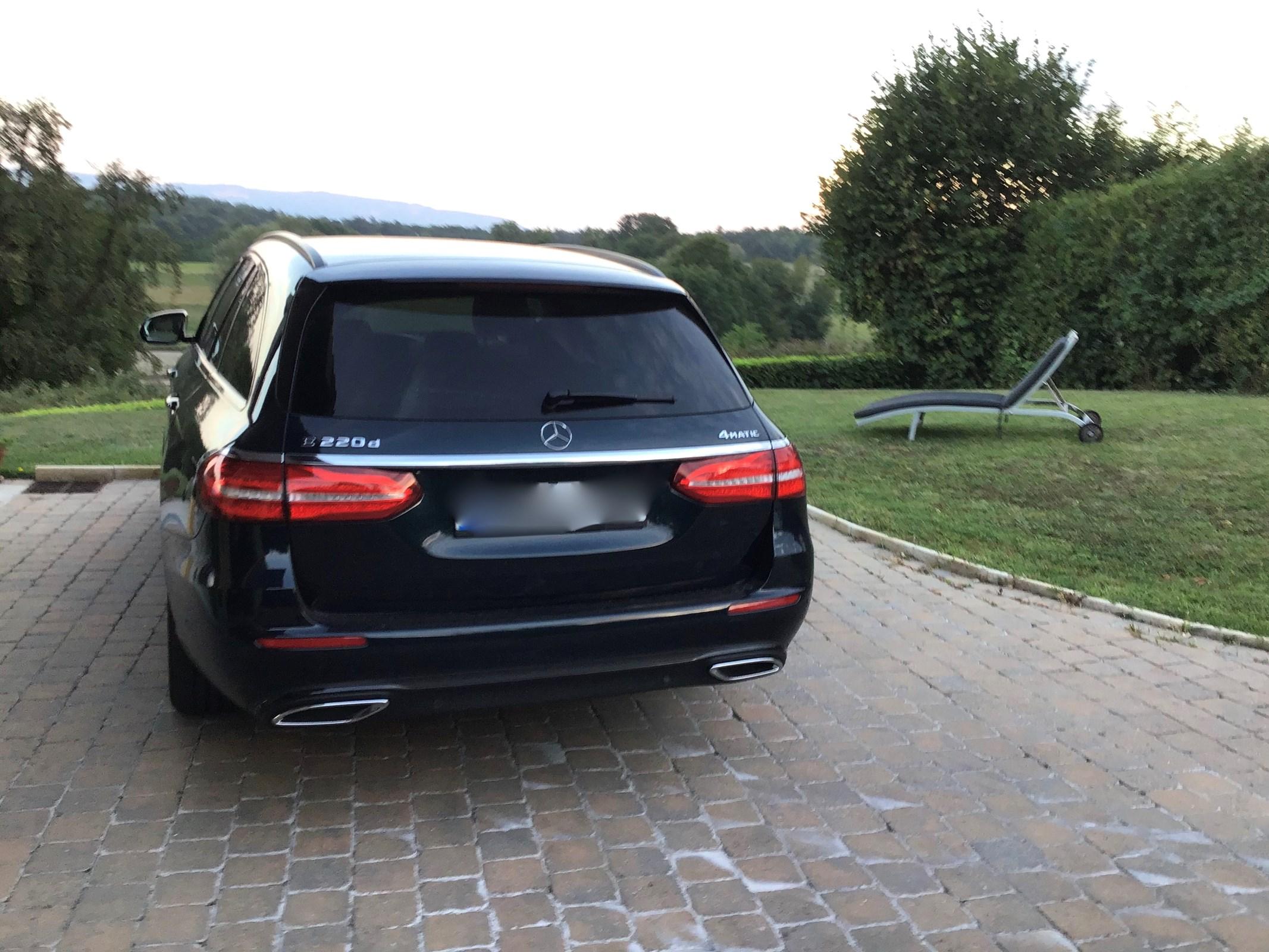 Mercedes-Benz E-Klasse S213 Kombi E 220 d Avantgarde 4matic