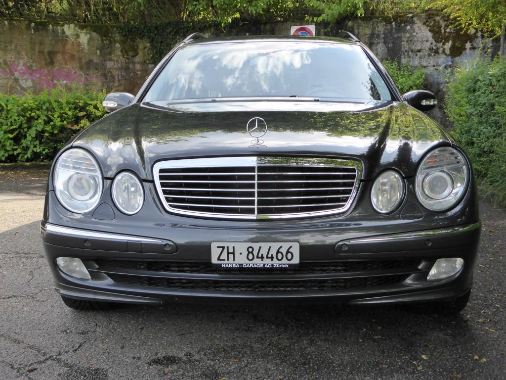 Mercedes-Benz E-Klasse S210 Kombi E 320 CDI T