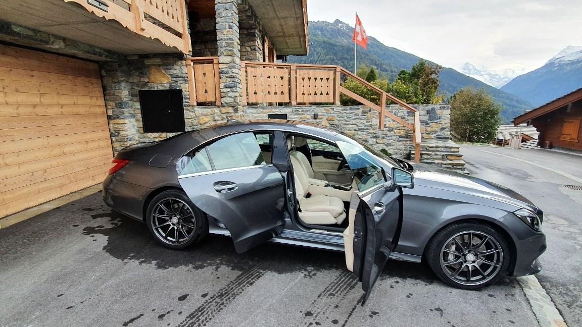Mercedes-Benz CLS-Klasse C218 CLS 500 V8 4matic