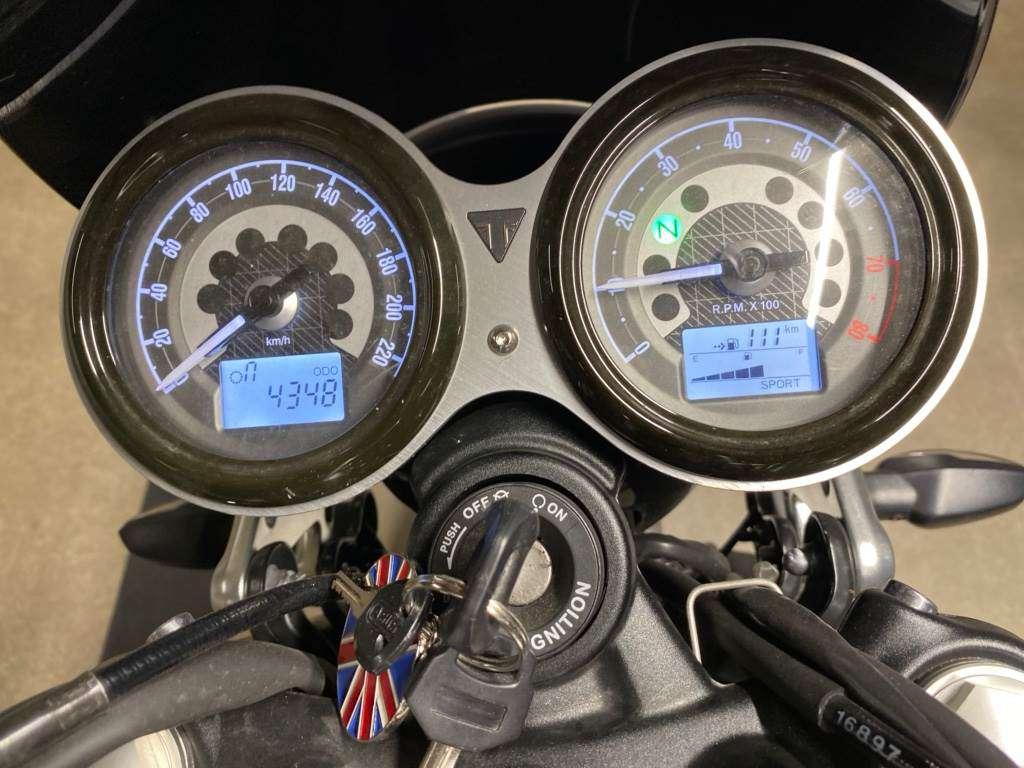 Triumph Bonneville 1200i Speed Twin ABS