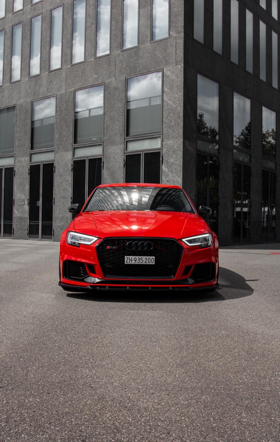 Audi RS3 Limousine 2.5 T FSI quattro S-Tronic