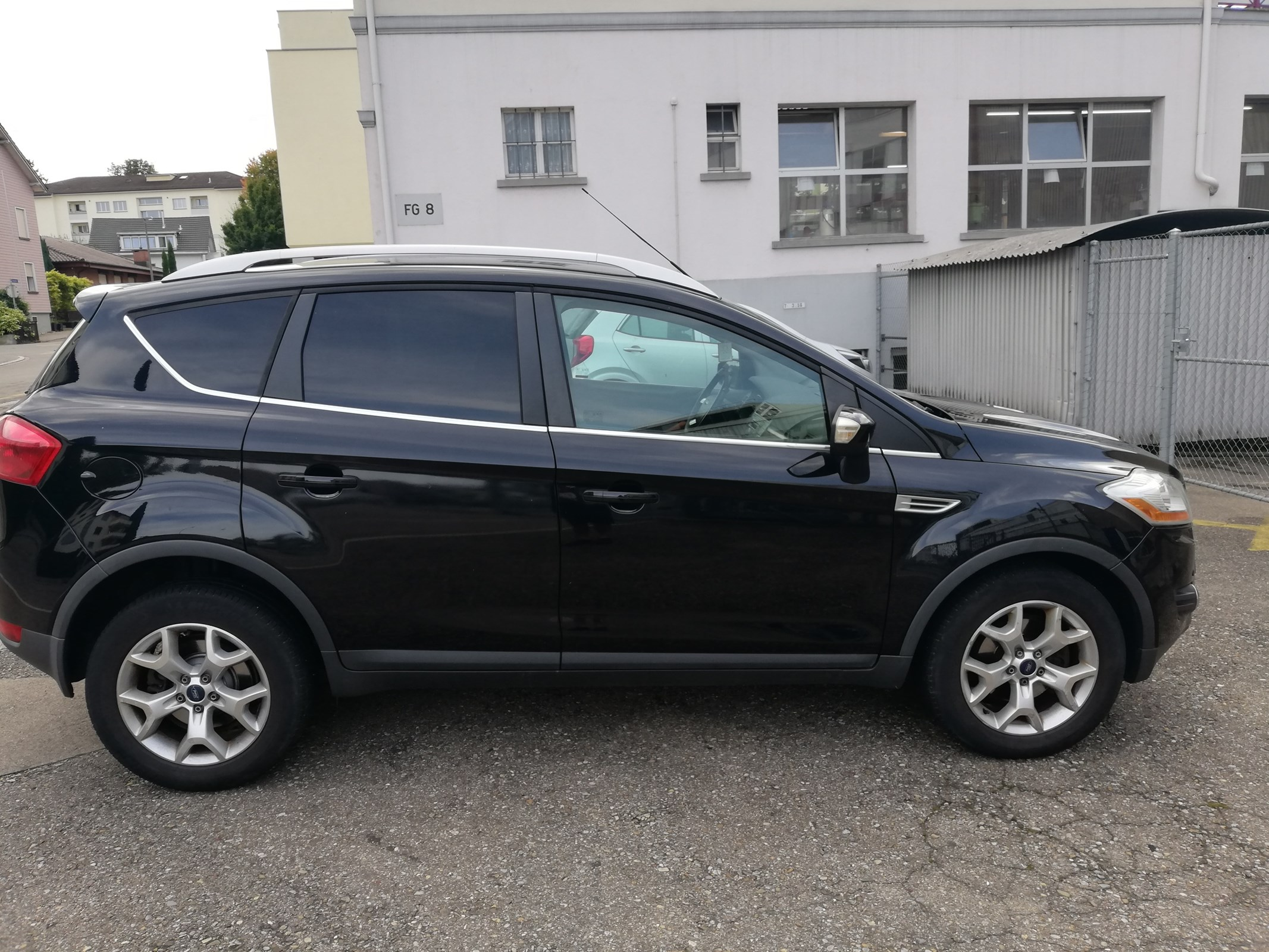 Ford Kuga 2.0 TDCi Carving