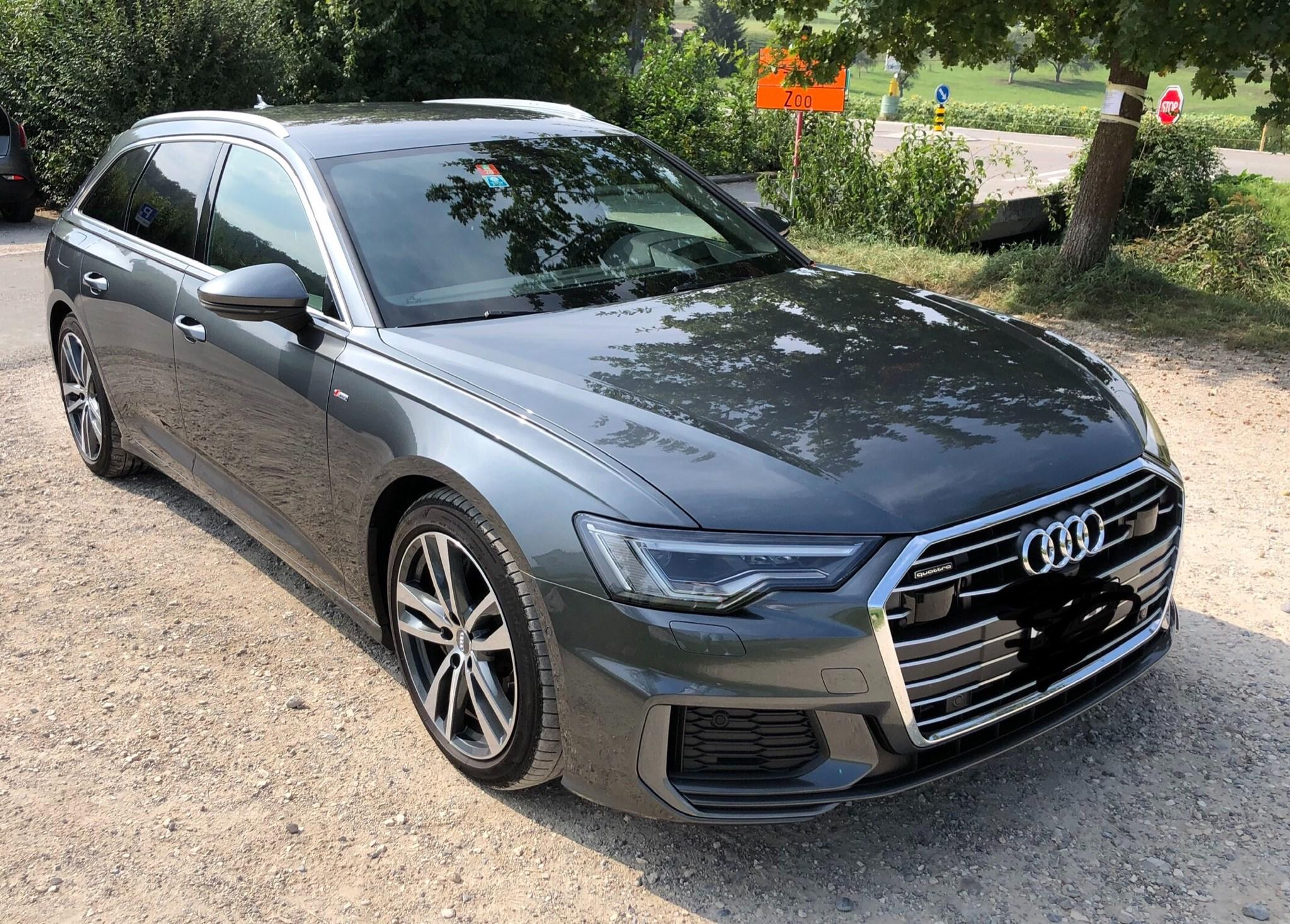 Audi A6 Avant 3.0 50 TDI Sport qu. T-Tronic