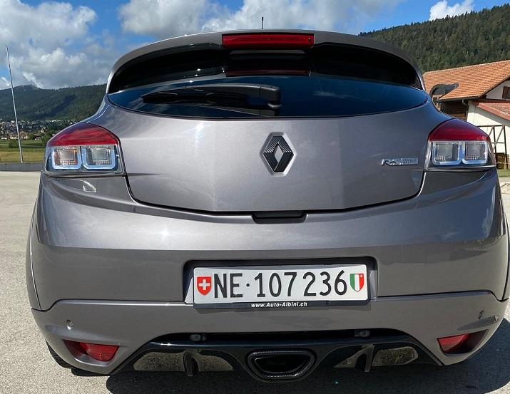 Renault Mégane Coupé Sport 2.0 Turbo R.Sport