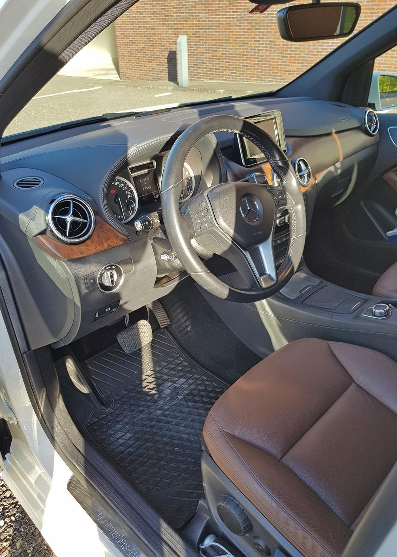Mercedes-Benz B-Klasse W246 B 200 CDI BlueEF