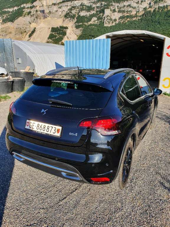 DS Automobiles DS4 2.0 BlueHDi 180 So Chic