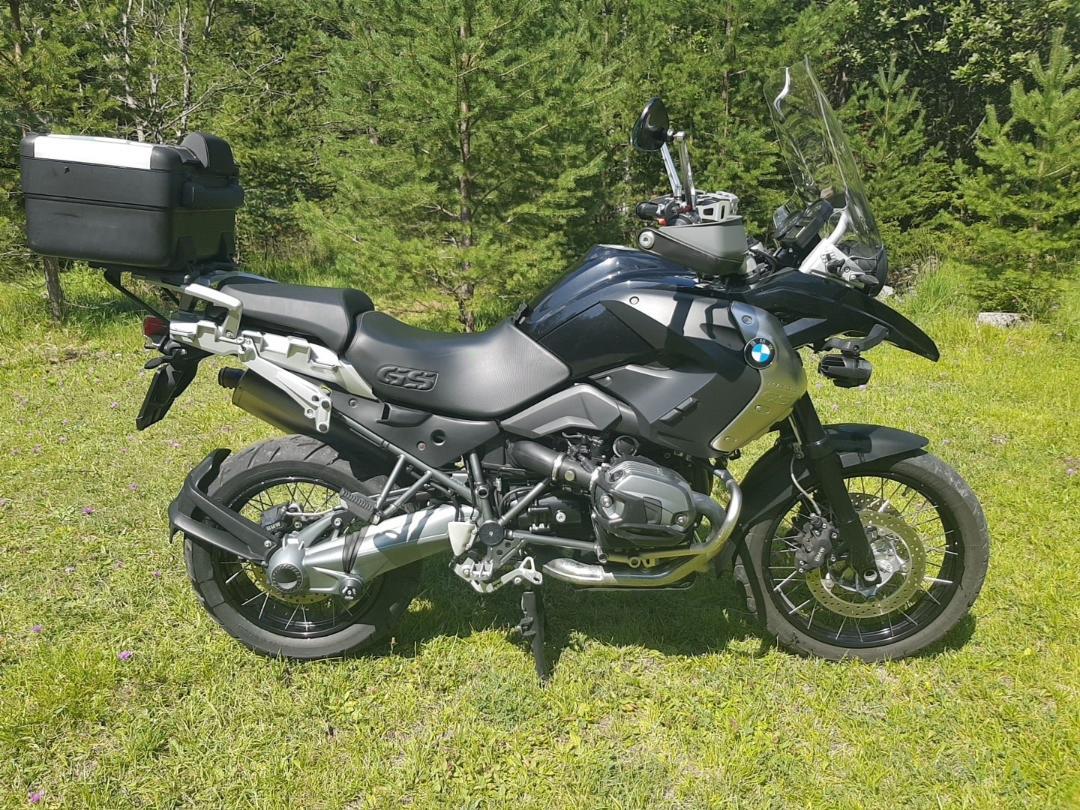BMW R 1200 GS Triple Black ABS