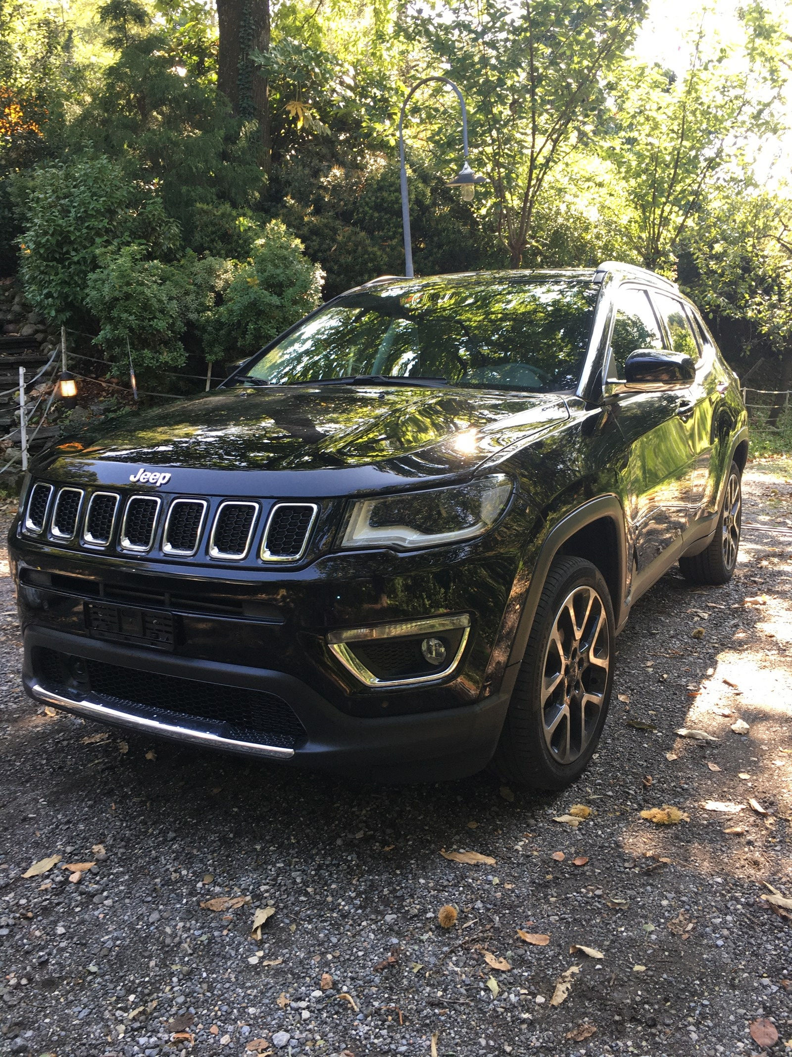 Jeep Compass 1.4 MultiAir Limited AWD