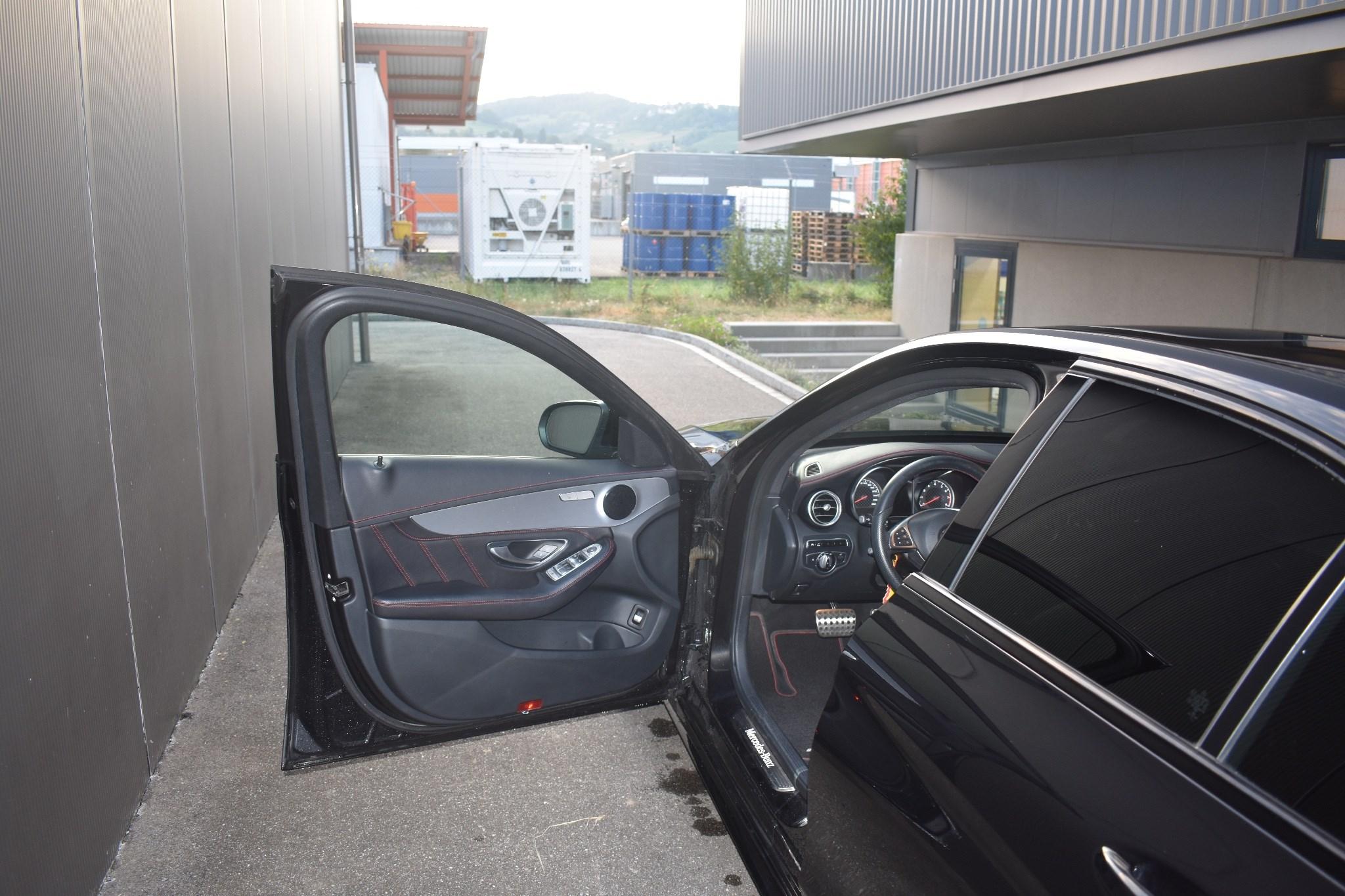 Mercedes-Benz C-Klasse W205 C 450 AMG 4matic