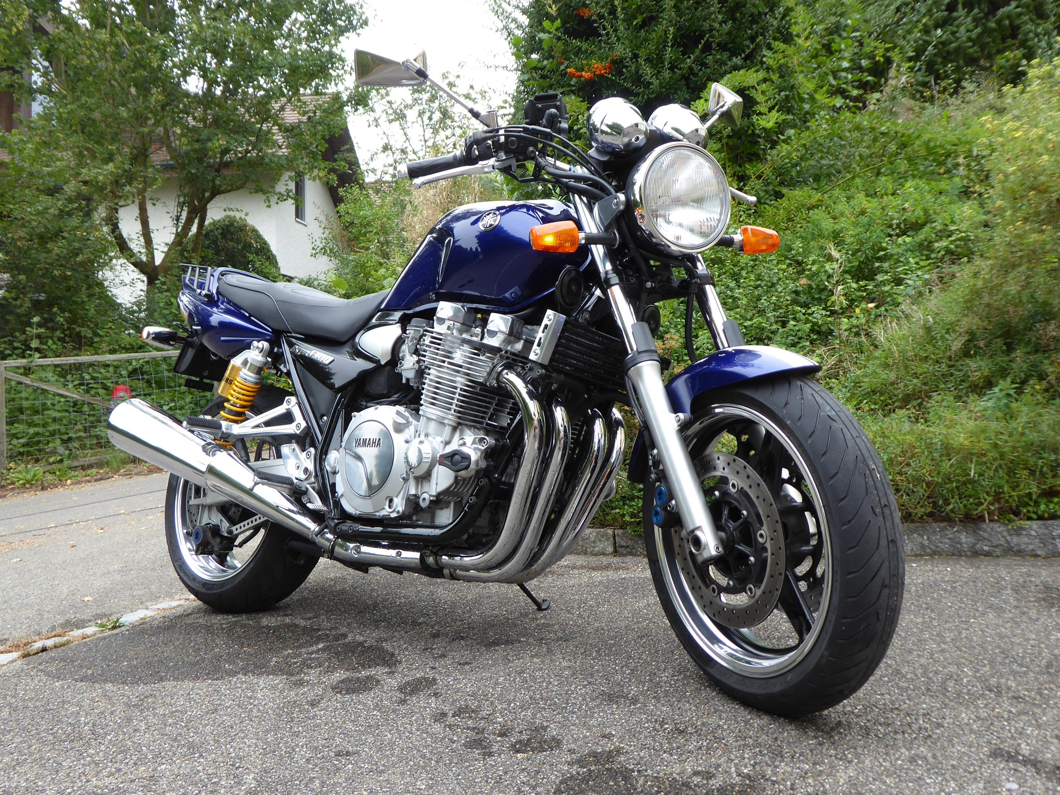 Yamaha XJR 1300 RP10