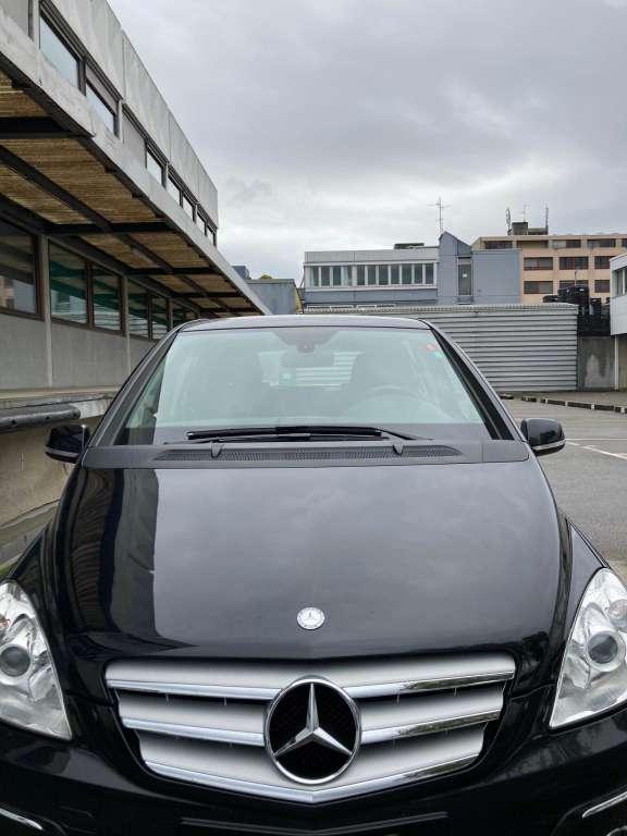 Mercedes-Benz B-Klasse T245 B 200 Turbo