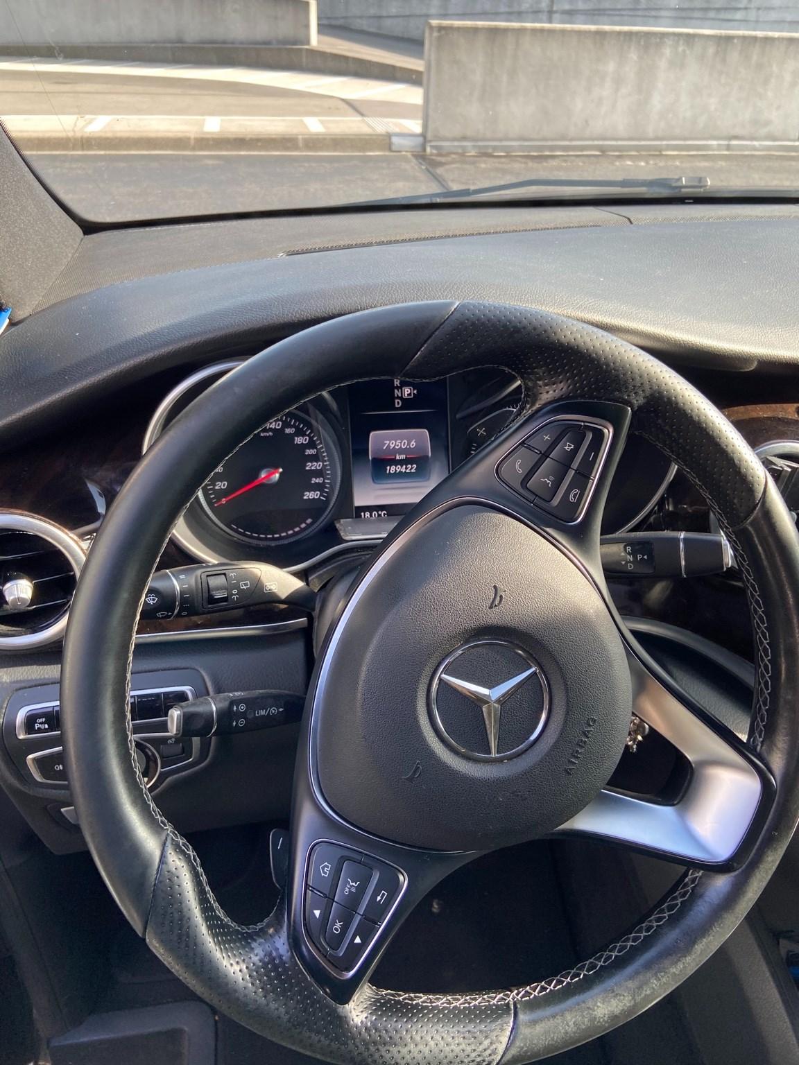 Mercedes-Benz V-Klasse V447 Van V 250 d BlueTec Avant. kurz